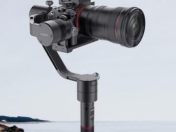 Rent: Moza Air Mirrorless Camera Stabilizer