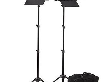 Rent: 2x Fovitec StudioPRO Premium Daylight S-600D LED Video Film