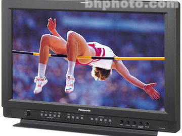 "Rent: PANASONIC BT-LH2600 26"" HD LCD Monitor"