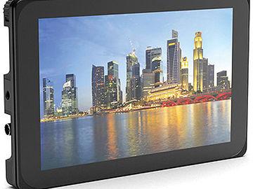 "Rent: SMALLHD DP7-PRO 7"" OLED Monitor"