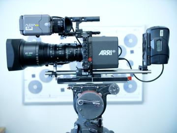 Rent: ARRI Alexa Mini, Lens Choice, Power and Tripod