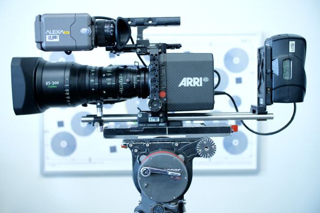ARRI Alexa Mini with 4:3 License