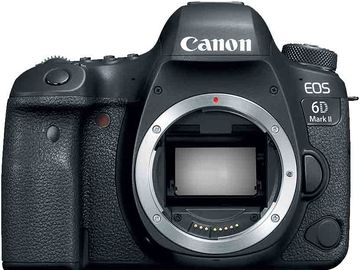 Rent: Canon EOS 6D Body With 64GB SD Card DSLR