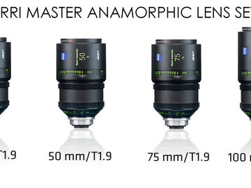 Rent: 2 Master Aanamorphics (choose 2 from my set of 4)