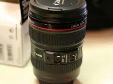 Rent: Canon EF 24-105mm f/4 L IS USM with Tiffen 77mm VariND