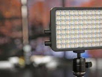 2x Luxli Viola RGB On-Camera  LED& Yangnuo YN216 Bicolor LED