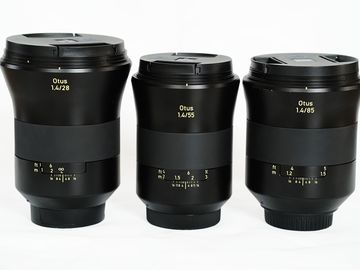 Rent: Zeiss Otus APO Distagon 55mm f/1.4 T*