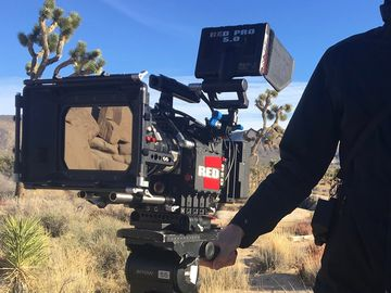 Rent: RED Epic M-X 5K