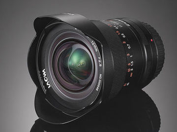 Rent: Venus Optics Laowa 12mm f/2.8 Zero-D Lens for Sony E-Mount