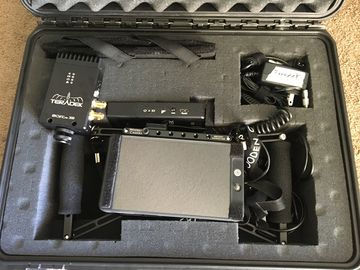 Rent: Wireless Directors Monitor 702 Bright/Teradek