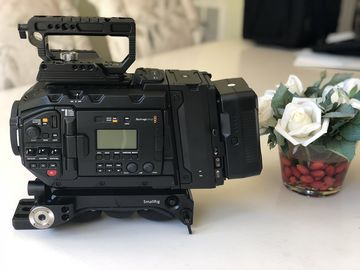 Rent: Blackmagic URSA Mini Pro