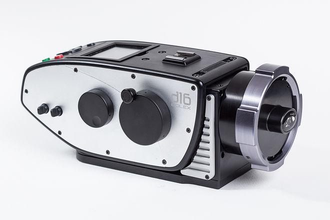 Digital Bolex D16 with full set of prime lenses + OPERATOR
