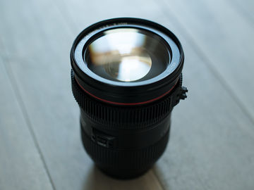 Rent: Canon 24-70mm f/2.8L II USM Standard Zoom Lens