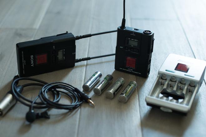 Sony UWP-D11 Wireless Bodypack Transmitter & Receiver