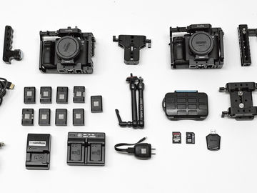 Rent: Sony A7Sii 2 Camera Package