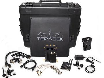 Rent: Teradek Bolt 3000 Deluxe 3G-SDI/HDMI Video Transceiver Set