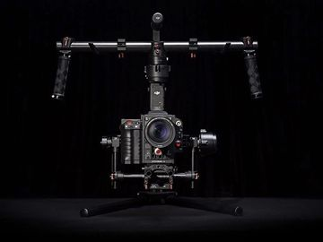 DJI Ronin 3-Axis Gimbal Stabilizer with Extensions