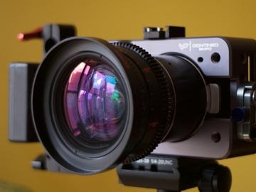 Rent: Blackmagic Pocket Cinema w/ Illumina 8mm lens