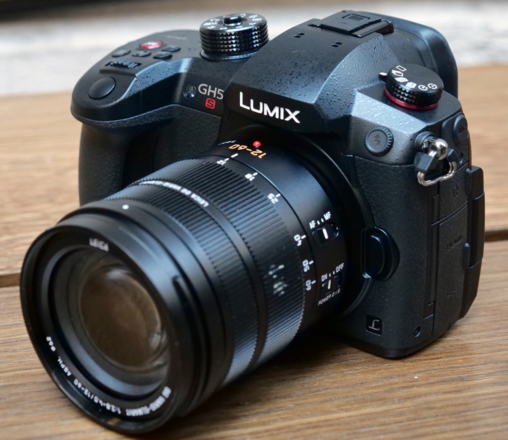4K Panasonic Lumix GH5s Gimble w/ Leica 12-60mm Camera &