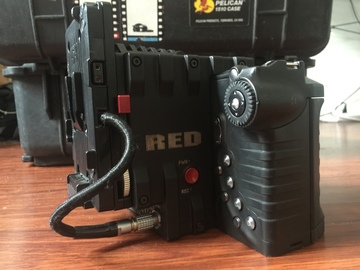 Rent: RED Epic - Brain/SSD + Side Handle