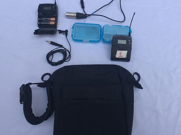 Rent: Sennheiser ew 100 ENG G3 Wireless Kit (with audio belt bag)