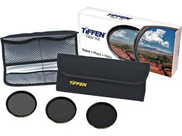 Rent: 77mm Circular Tiffen ND Filter Kit (.6, .9, 1.2)