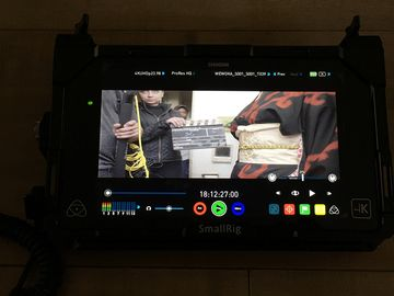 Rent: Atomos Shogun (HDR Update) 4K HDMI&SDI Recorder 2x960GB SSD