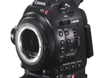 2 Camera Package - Canon EOS C100