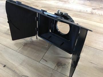 Rent: Cavision MB4512H-2 Clip-on Hard Shade Mattebox