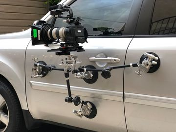 Camera Car Mount  Suction cup auto up to 50 lbs +