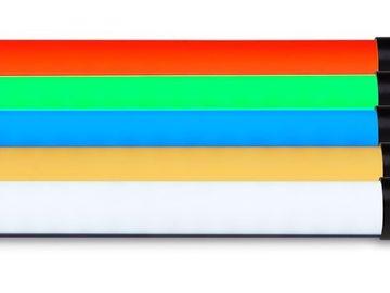 Rent: 2x Quasar Rainbow 4ft