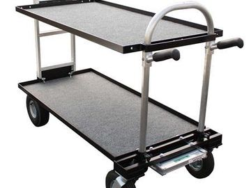 Rent: Backstage Magliner Camera Cart with Stand Caddy