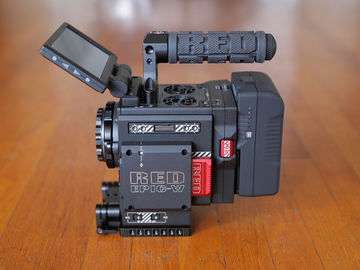 Rent: RED Epic Gemini 5k package