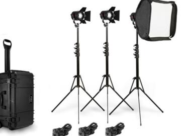 Rent: Filex 302 3-Light Kit  p360 ex