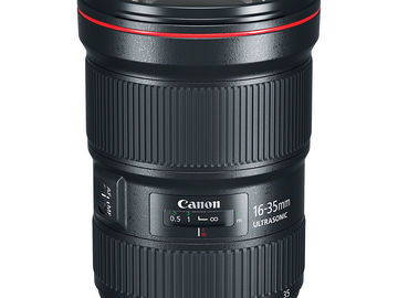 Rent: Canon EF 16-35mm f/2.8 L III USM