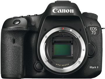 Rent: Canon EOS 7D II and 16-35mm f/2.8 L III USM package