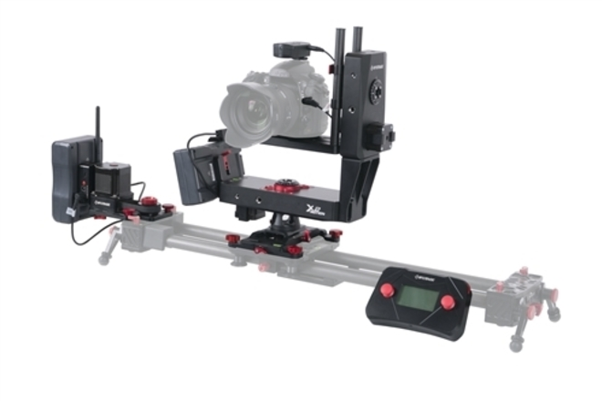 3 axis Motorized slider