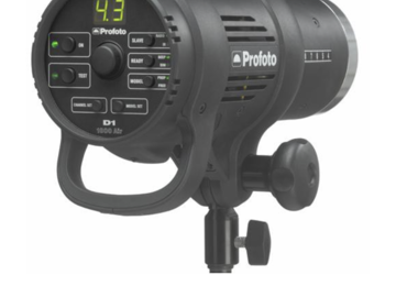 Rent: Profoto D1 Air 1000w/s