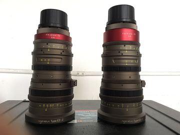 Rent: Angenieux EZ-1 30-90mm T2 & EZ-2 15-40 T2 Zooms