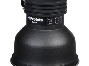 Rent: Profoto Zoom Reflector 2  with 40 degree grid