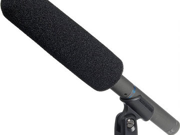 Rent: AUDIO TECHNICA AT-897 Shotgun Mic