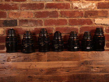 Cooke Mini S4 Each Lenses