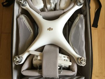 Rent: DJI Phantom 4 Pro Quadcopter