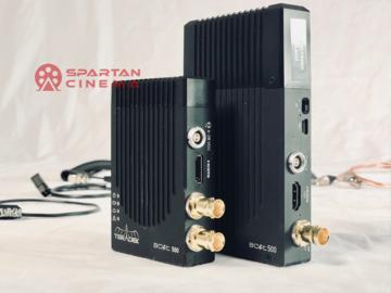 Rent: Wireless Director's Monitor: SmallHD 702 Bright + Bolt 500