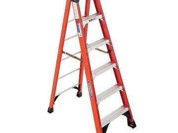 Rent: 6 Step Ladder