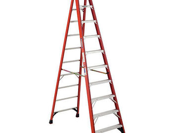 Rent: 10 Step Ladder