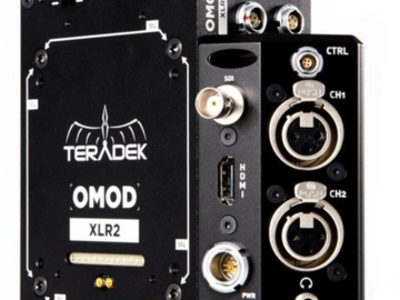 Rent: OMOD XLR2 for DSMC2 bodies