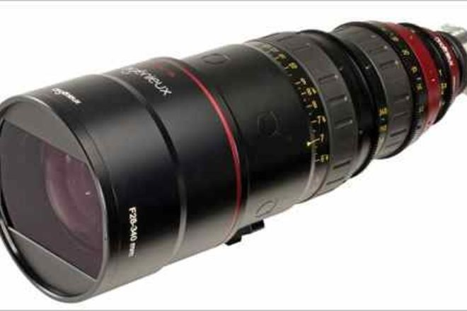 Angenieux Optimo 28-340mm T3.2 PL Zoom Lens