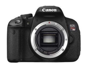 Rent: Canon EOS Rebel T4i (with Magic Lantern installed)