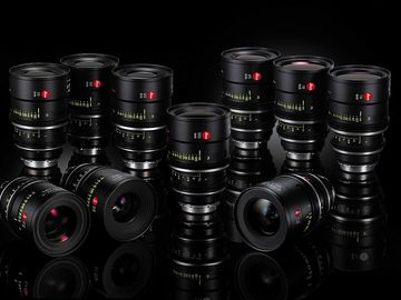 Rent: Leica Summilux-C T1.4 10-Lens Set